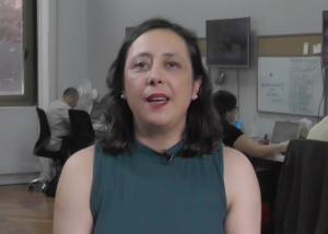 En Combinación Clave: Camila Maturana habla de violencia en el pololeo y aborto libre.