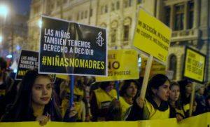 """Mesa Acción por el aborto: """"Se deben reconocer el ejercicio de los derechos sexuales y reproductivos como derechos humanos de las mujeres"""""""