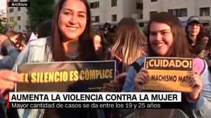 Aumenta violencia contra la mujer: 21% ha sido víctima en 2017