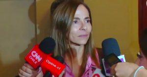 Mujeres de derecha defienden a Isabel Plá y aseguran que pondrá urgencia a proyectos contra acoso callejero y violencia