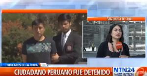 Autoridades chilenas detuvieron a peruano de 30 años quien habría abusado sexualmente de una niña