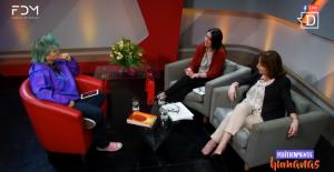 #PolíticamenteHumanas invitadas Gisela Alarcón y Ana Piquer
