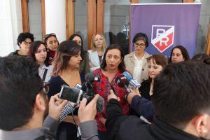 MAACH entregó a diputada Marcela Hernando documento con argumentos relevantes para interpelación del próximo 2 de mayo