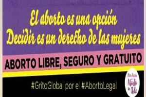 Organizaciones chilenas exigen derogar Protocolo sobre objeción de conciencia