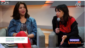 #PoliticamenteHumanas conversó con Amandaluna Cea de la ACES y Javiera López de la FECH.