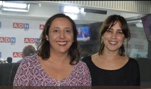 Panel de Agenda de Género: Camila Maturana y Alejandra Sepúlveda