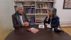 #PolíticamenteHumanas Francisco Estévez, director del Museo de la Memoria y los Derechos Humanos