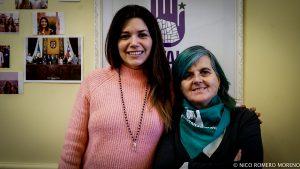 #PolíticamenteHumanas Concejala por Santiago Natalia Contreras