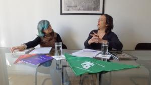 """#PolíticamenteHumanas Camila Maturana y despenalización del aborto: """"Este debate va a transparentar quiénes creen que las mujeres y niñas deben ir a la cárcel"""""""