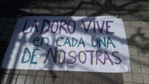 El caso de Isidora González y las dificultades de la Ley de Femicidios