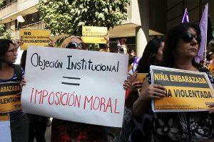"""Desnudando el """"Mecanismo Piñera"""" contra el Aborto: el fracaso del sistema de frenos y contrapesos en Chile"""