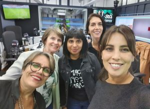 En el #BloqueFeminista de Agenda de Género Lorena Fries habla de la CEDAW