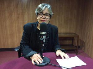 «De Una Vez Por Todas»: Lorena Fries conversa con Alondra Carillo, vocera Coordinadora 8M