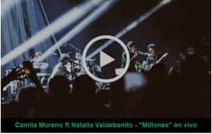 #8M: Alza la voz con el nuevo video colaborativo liderado por Camila Moreno y Natalia Valdebenito