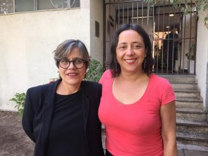 """De Una Vez Por Todas"": Lorena Fries conversa con Camila Maturana, abogada de Corporación Humanas"