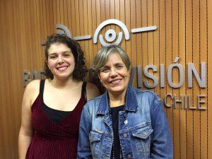 """""""De Una Vez Por Todas"""": Lorena Fries conversa con Sofía Brito, feminista e investigadora de Nodo XXI"""