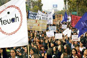 A un año de la marcha «por una educación no sexista» que revitalizó el feminismo en Chile