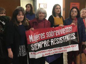 Mujeres víctimas de violencia sexual en dictadura apelan ante las bajas condenas contra carabineros torturadores