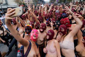 A un año del mayo feminista que remeció Chile, ¿cuál es su legado?