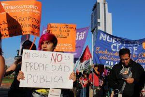 Organizaciones feministas advierten: Es apresurado hablar de vacíos en ley sobre acoso callejero