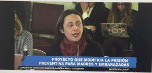 Ley Sayén: Mujeres embarazadas o con hijos o hijas hasta 3 años no cumplirían sentencia en un centro penal