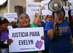 Declaración #JusticiaParaEvelyn