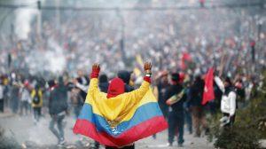 Sobre la escalada de represión contra movimientos sociales en Ecuador