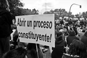 Declaración de la Articulación de Derechos Humanos sobre la participación en el proceso constituyente