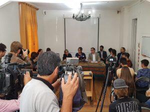 Misión Internacional Recaba Antecedentes sobre violaciones a DD.HH. en Protesta Social en Chile