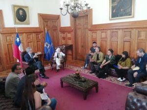 Misión Internacional de Observación de Derechos Humanos entrega resultados y recomendaciones preliminares