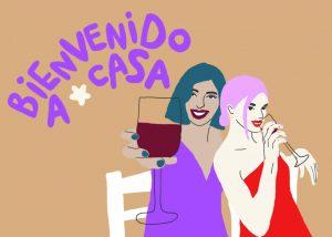 Bienvenido a casa – Lorena Fries en conversación con Consuelo Lomas