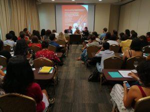 """Seminario internacional """"Género y cárcel: impactos y consecuencias para la vida de las mujeres y la sociedad en su conjunto"""""""