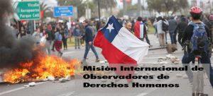 Violaciones a los derechos humanos en el marco de las movilizaciones en Chile no son hechos aislados, sino generalizados y reiterados, de los cuales el Estado es responsable