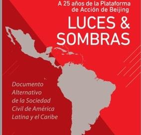 Documento Alternativo de la Sociedad Civil sobre los avances y desafíos en América Latina y el Caribe
