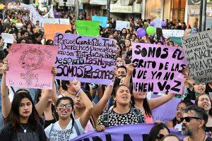 Feminismo y hombres: ¿Cuál es su rol?¿Pueden participar en las marchas de 8M?