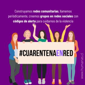 Campaña #CuarentenaEnRed