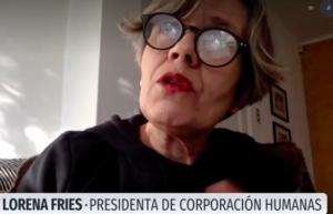 Lorena Fries: Las mujeres están dispuestas a votar en el plebiscito «con una consciencia de género muy marcada»