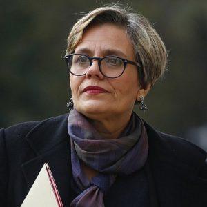 """Lorena Fríes: """"La ideología de este gobierno no contribuye a visibilizar los temas de género ni la desigualdad de las mujeres"""""""