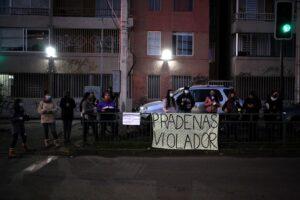 Conmoción ciudadana por el caso de Antonia: Un millón de conexiones para ver formalización de Martín Pradenas