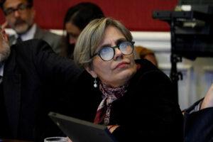 """Lorena Fríes y la huelga de hambre mapuche: """"Debiesen preferirse otras formas de cumplimiento de pena que no sea la privación de libertad"""""""