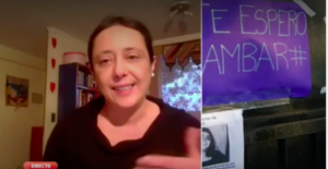 Corporación Humanas y crimen de Ámbar: «La violencia contra las mujeres no es prioridad en Chile»