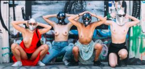 La tortura sexual de la policía chilena contra las mujeres que se manifiestan