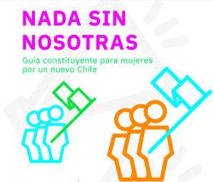 Guía constituyente para mujeres por un nuevo Chile