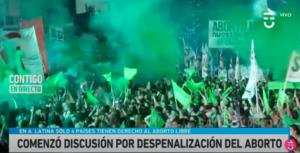 ABORTO EN CHILE: Comienza debate sobre la despenalización hasta las 14 semanas de gestación
