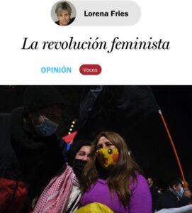 Opinión: La revolución feminista