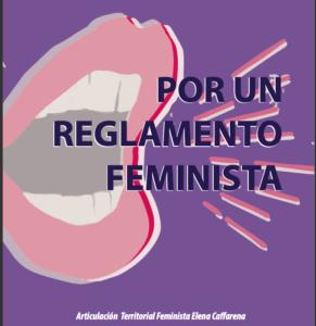 Por un Reglamento Feminista para la Convención